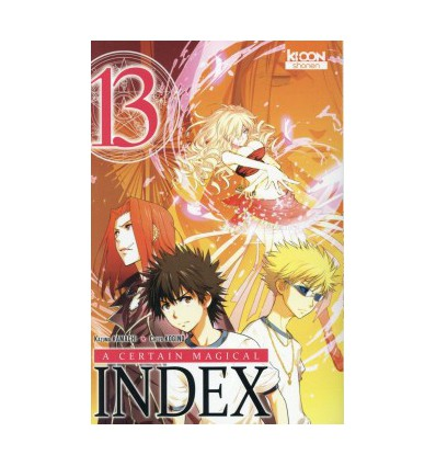 A Certain Magical Index Tome 13