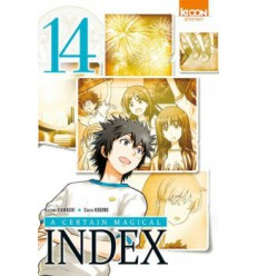 A Certain Magical Index Tome 14