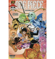 One Piece Tome 76