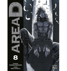 Area D Tome 8