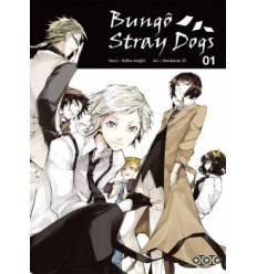 Bungo Stray Dogs Tome 1