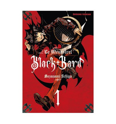 Black Bard Tome 1
