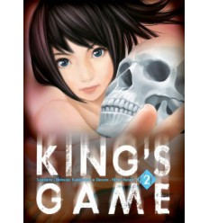 King's Game Tome 2
