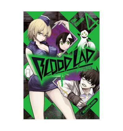 Blood Lad Tome 4
