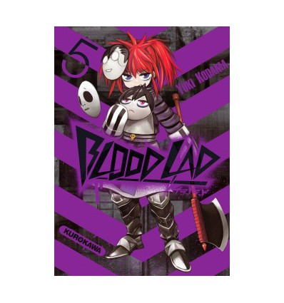 Blood Lad Tome 5