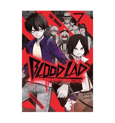 Blood Lad Tome 7