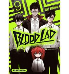 Blood Lad Tome 9
