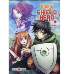 The Rising of the Shield Hero Tome 1