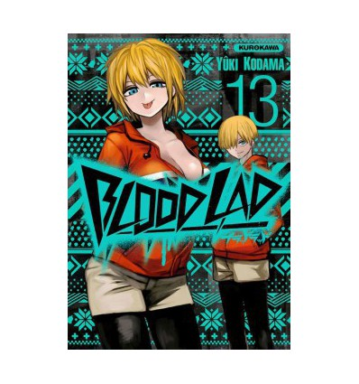 Blood Lad Tome 13