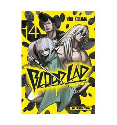 Blood Lad Tome 14