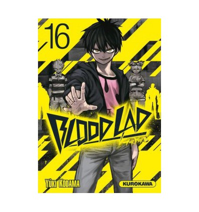 Blood Lad Tome 16
