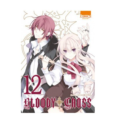 Bloody Cross Tome 12