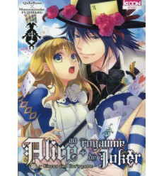 Alice au Royaume de Joker Tome 4