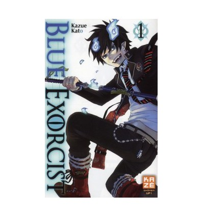 Blue Exorcist Tome 1