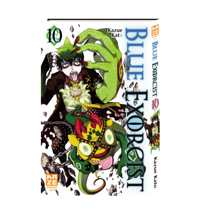 Blue Exorcist Tome 10