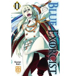 Blue Exorcist Tome 11