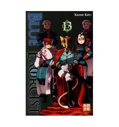 Blue Exorcist Tome 13