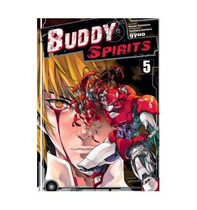 Buddy Spirits Tome 5
