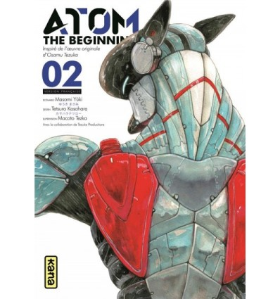 Atom - The beginning Tome 2