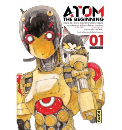 Atom - The beginning Tome 1