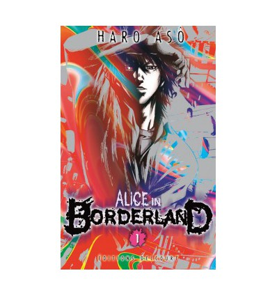Alice in Borderland Tome 1