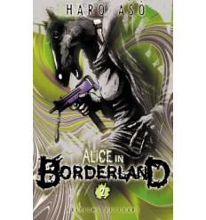Alice in Borderland Tome 2