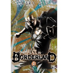 Alice in Borderland Tome 3
