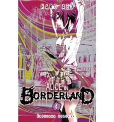 Alice in Borderland Tome 4