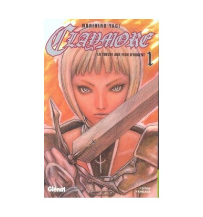 Claymore Tome 1