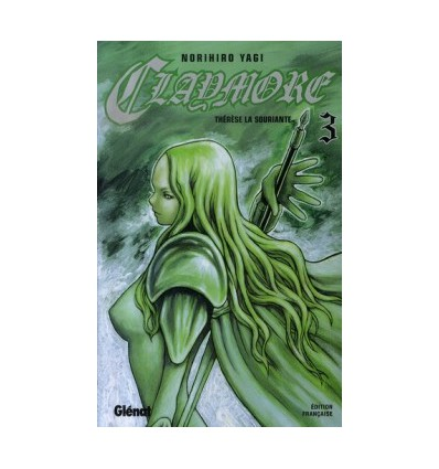 Claymore Tome 3