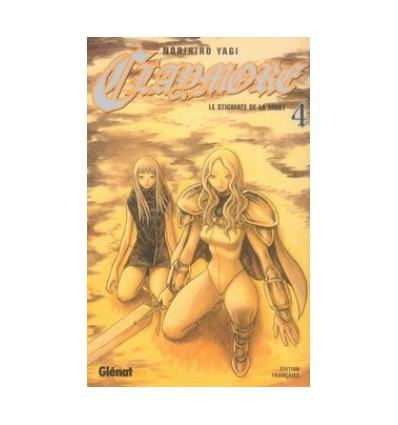 Claymore Tome 4