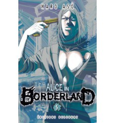 Alice in Borderland Tome 5
