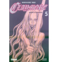 Claymore Tome 5