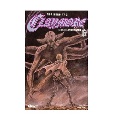Claymore Tome 6