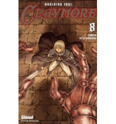 Claymore Tome 8