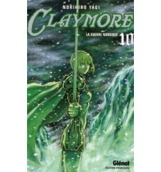 Claymore Tome 10