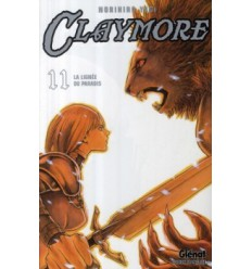Claymore Tome 11