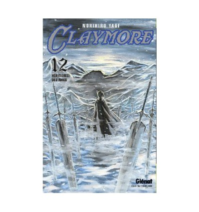 Claymore Tome 12