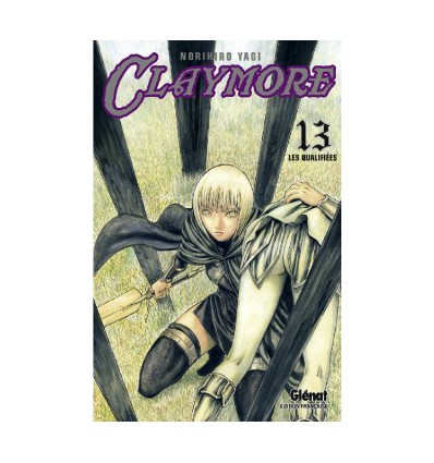 Claymore Tome 13