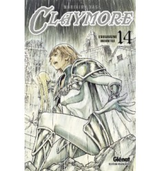 Claymore Tome 14