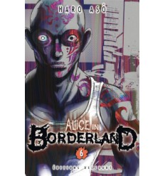 Alice in Borderland Tome 6