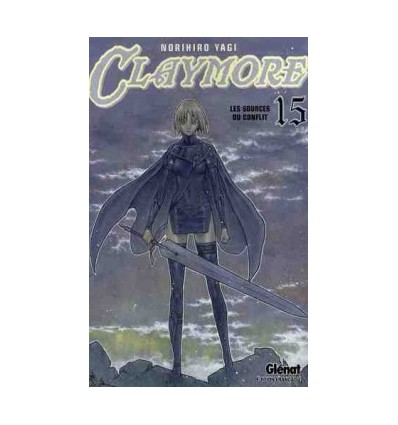 Claymore Tome 15