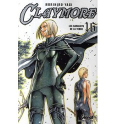 Claymore Tome 16
