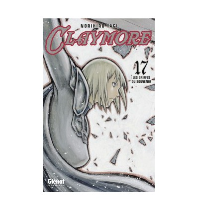 Claymore Tome 17