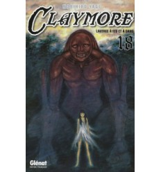 Claymore Tome 18