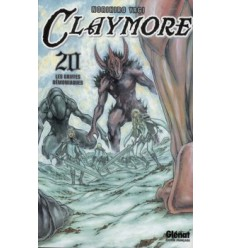 Claymore Tome 20
