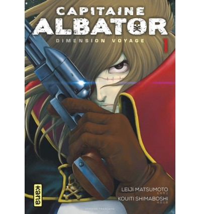 Capitaine Albator : Dimension voyage Tome 1