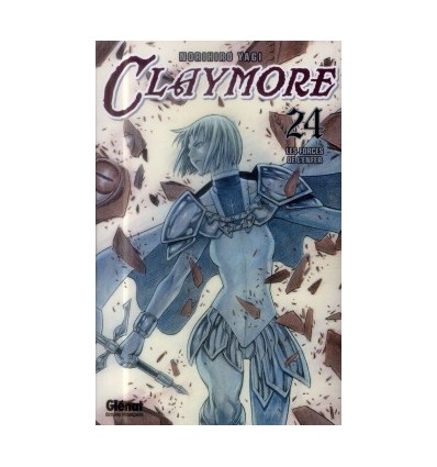 Claymore Tome 24