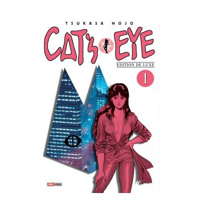 Cat's Eye Nouvelle Edition Tome 1