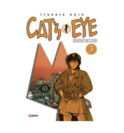 Cat's Eye Nouvelle Edition Tome 3